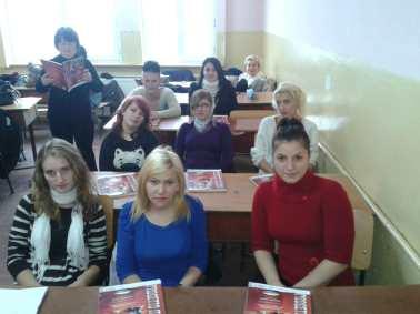 Gli studenti del Collegio Tecnico Dimitrie Leonida Petrosani